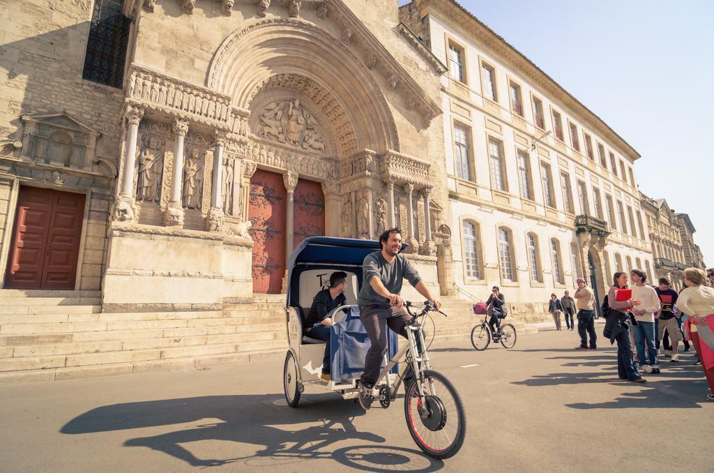 Eglise Saint Trophime à Arles