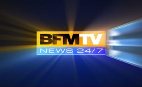 Election Arles 2010 : Le vélo-taco sur BFM tv !