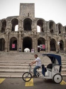 Vélo-Taxi arles