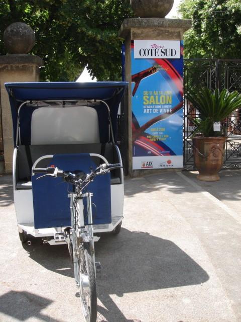 vivre c t sud aix en provence taco and co transport. Black Bedroom Furniture Sets. Home Design Ideas