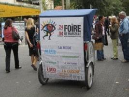 La nocture de la Foire de Marseille 2010