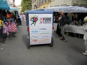 Foire de Marseille 2010:du 24 Septembre au 04 Octobre au Parc Chanot