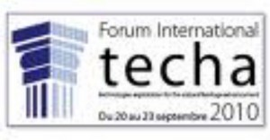 Forum TECHA 2010, du 20 au 23 Septembre à Arles