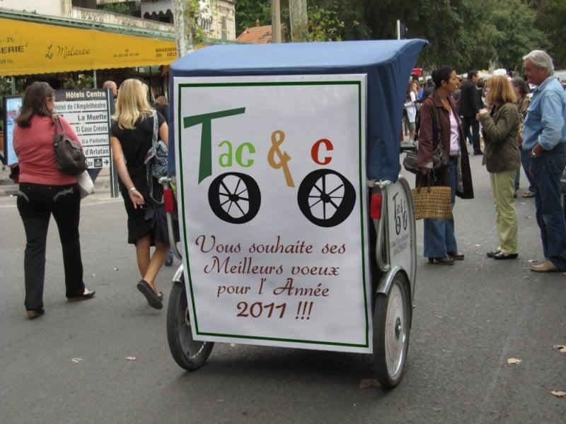 Taco and Co vous souhaites ses meilleurs voeux pour 2011