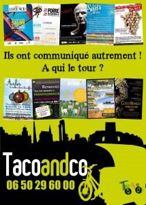 Communiquez avec TacoandCo