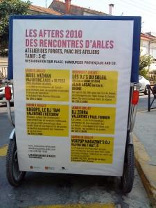 Afters 2010 des rencontres d'Arles