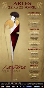 Affiche Féria Pâques 2011