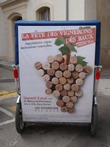 Communication sur Arles:les vignerons choisissent Taco and Co