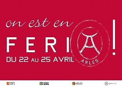 Féria de Pâques Arles 2011 du 22 au 25 Avril