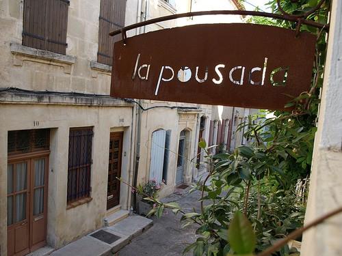 Chambres d'hôtes à Arles: La Pousada