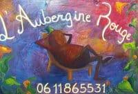 l'aubergine rouge à Arles