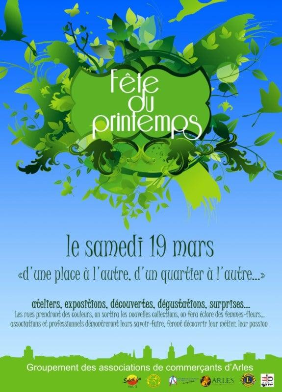 Fête du Printemps à Arles le Samedi 19 Mars 2011