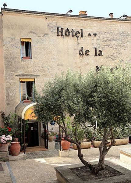 Hôtel dans le centre ancien d'Arles: Hotel de la Muette