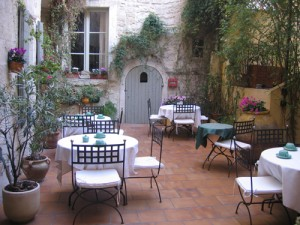 Hôtel du musée à Arles