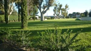 Jardin Hortus à Arles