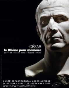 Le Musée Départementale de l'Arles Antique s'est associé à Taco and Co pour son exposition»César».