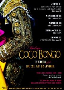 affiche coco feria 2011