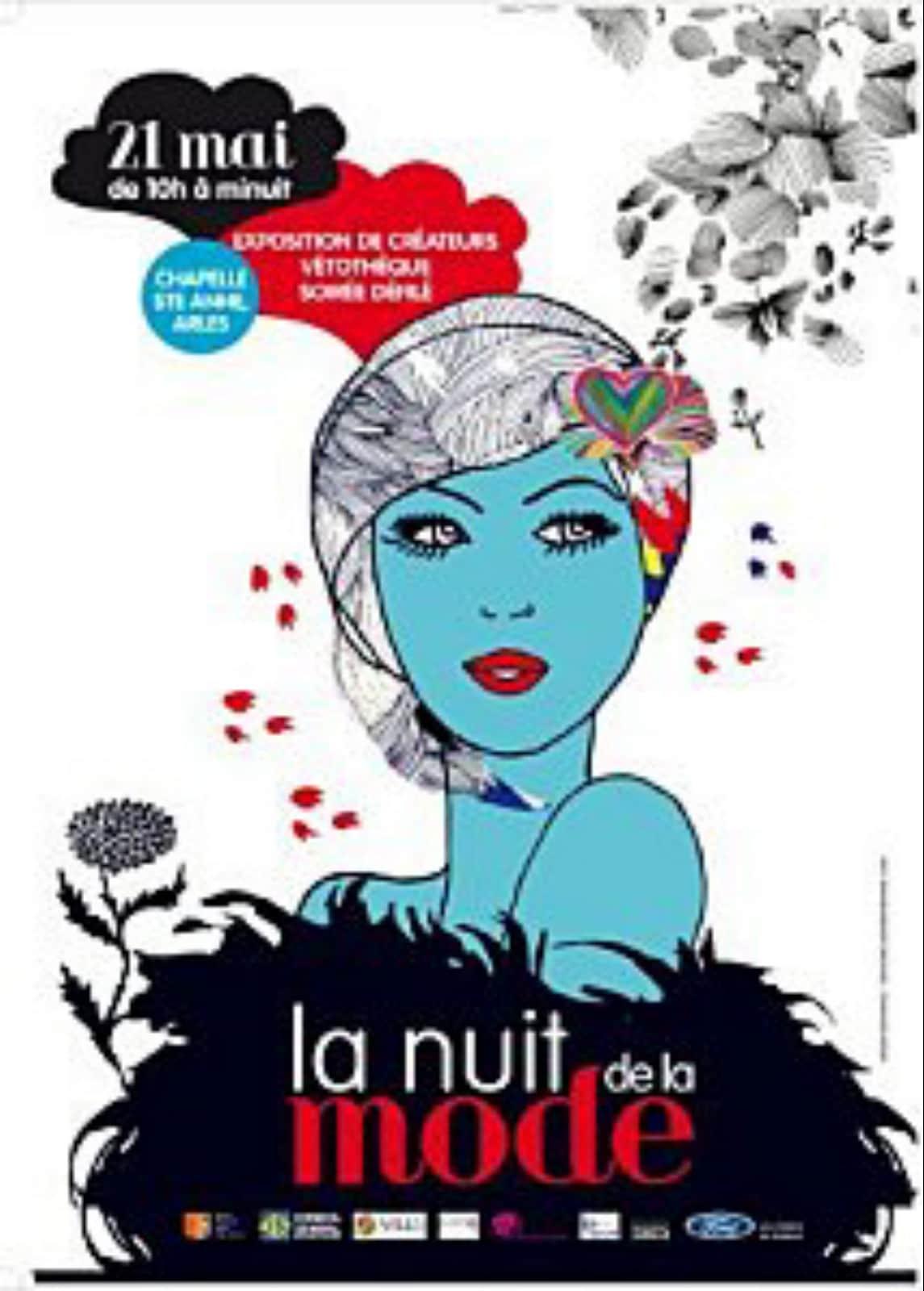 La 3ème édition de la «Nuit de la Mode», le 21 Mai 2011 à Arles