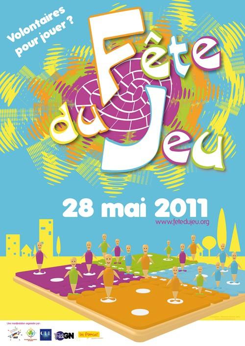 Fête du jeu 2011 à l'Espace Van Gogh d'Arles