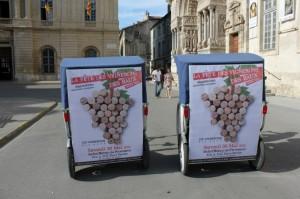 Fête des vignerons des Baux 2011