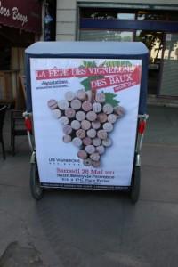 La fête des vignerons des Baux, samedi 28 Mai 2011 à Saint Remy de Provence.