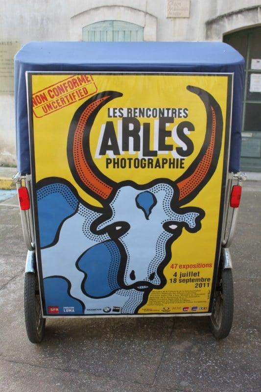 Transport Gare d'Arles: Rencontres d'Arles 2011