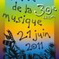 Taco and Co fête la musique à Arles le mardi 21 Juin 2011.