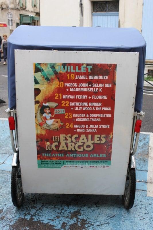 Taco and Co vous présente les Escales du Cargo 2011