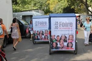 Foire de Marseille 2011: top départ!