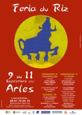 Féria du Riz 2011 à Arles: voilà le programme!