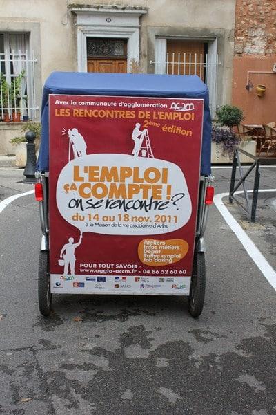 Les rencontres de l'emploi à Arles