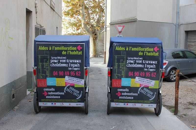 Réunion publique pour présenter l'OPAH, le 21 Novembre au Théâtre municipal d'Arles