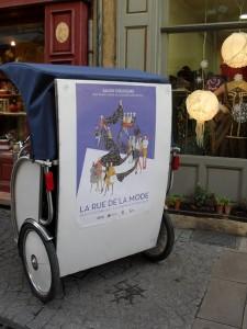 «La rue de la Mode» à Arles, les 9-10-11 décembre 2011