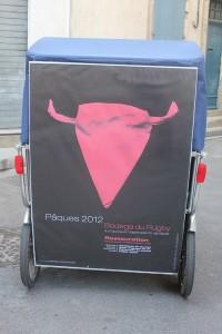 Féria de Pâques 2012 : Bodega du rugby du 5 au 9 Avril sur l'esplanade  Charles de Gaulle