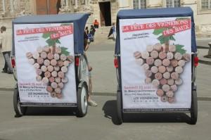 La Fête des vignerons des Baux 2012