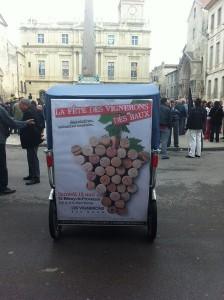 Fête des vignerons  des Baux 2012