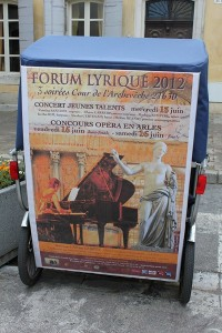 Forum lyrique 2012