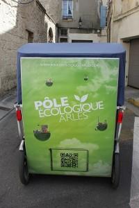 Pôle écologique d'Arles