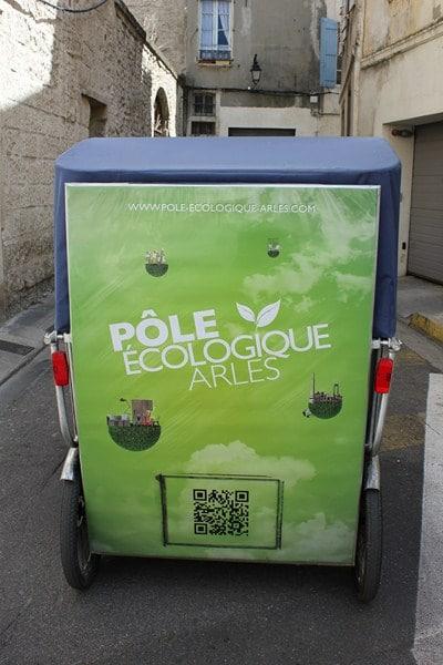 Taco and Co vous présente le Pôle écologique d'Arles.
