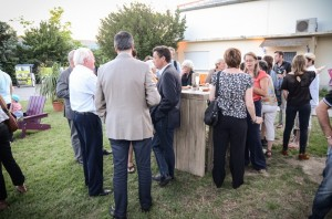 Inauguration Pôle Ecologique Arles
