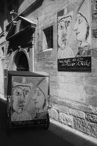 La rencontre Picasso / Christian Lacroix au Musée Réattu d'Arles