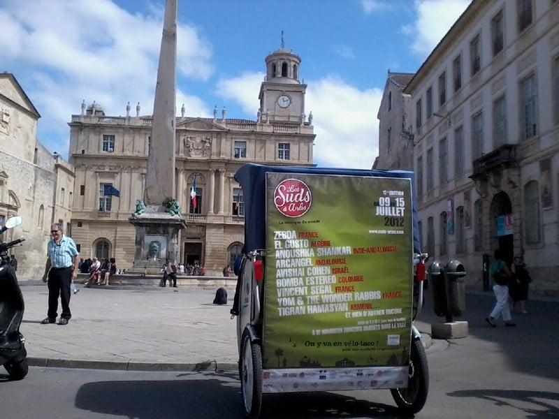Festival des Suds 2012 à Arles