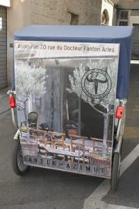 Antik-Azimut : Votre brocanteur à Arles, 20 rue du Docteur Fanton.