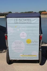 le Boatel à Arles