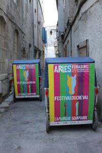 Féria du riz, Camargue Gourmande et festival du cheval 2012 à ,Arles