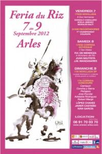 Féria du riz 2012, Arles