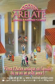Arelate, journées romaines d'Arles