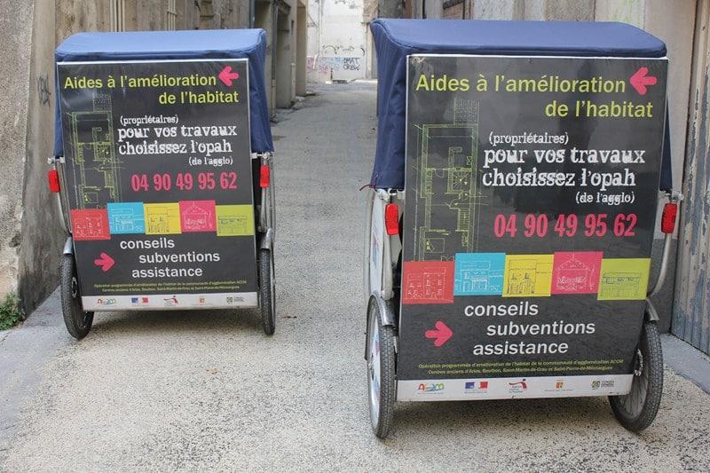 OPAH de l'ACCM du pays d'Arles