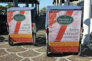 Provence Prestige 2012 à Arles : ouverture des portes le 22 Novembre à 10h.