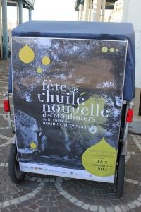 Fête de l'huile nouvelle à Fontvieille